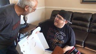 Sadystyczny dziadek, dał wnuczkowi nieudacznikowi zaj*bisty prezent!