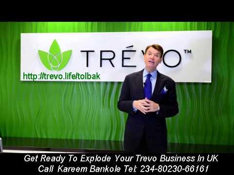 TREVO | Opens In Lodon