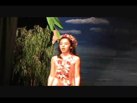 7-27-11 - Taylor's HH South Pacific singing solo movie.wmv