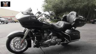 10. New 2016 Harley Davidson FLTRUSE CVO Road Glide Ultra