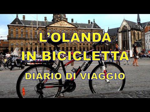 L'Olanda in bicicletta - diario di viaggio - Holland by bike (eng sub)
