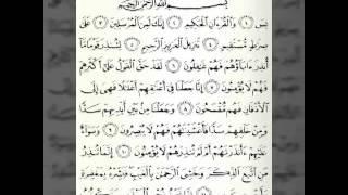 Surat Yasin ayat 1-19