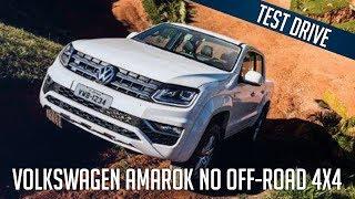 Volkswagen Amarok no Off-Road 4x4