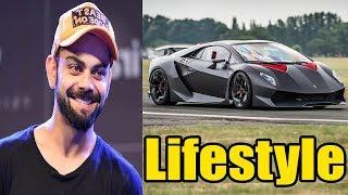 Video Virat Kohli Lifestyle, School, Girlfriend, House, Cars, Net Worth, Family, Biography 2018 MP3, 3GP, MP4, WEBM, AVI, FLV Januari 2019
