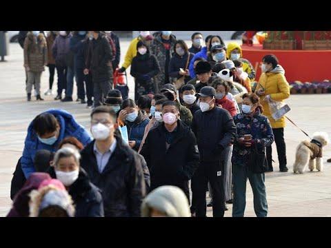 Οι Ευρωπαίοι εγκαταλείπουν την Κίνα λόγω κορωνοϊού