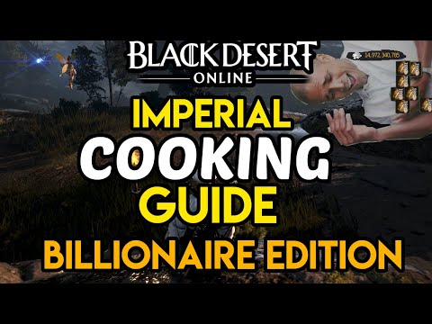 Beginner's Cooking Guide - Imperial Cooking 2019 - Fast Easy Silver | Black Desert Online