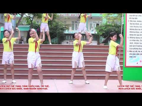 Việt Nam ơi Covid-Trường TH Bãi Cháy