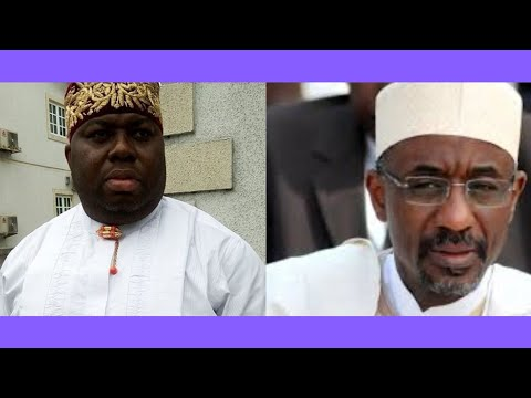 VIDEO: WATCH AS ASARI DOKUBO SAYS MANY THINGS ABOUT SANUSI, THIS MIGHT INTEREST YOU