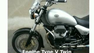 8. 2004 Moto Guzzi California Stone Touring Info, Specification