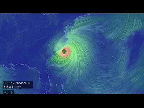 Hurricane Florence Lands - The Floggings Will Continue!