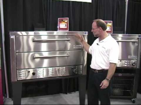 CW61 Pizza Oven from Peerless Ovens