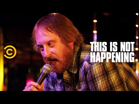 Jon Huck Loses His Pants: This Is Not Happening (CC:STUDIOS & Comedy Central)