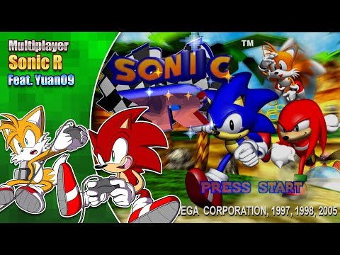 Multiplayer - Sonic R Multiplayer featuring Yuan09