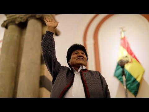Bolivien: Präsident Morales ohne Mehrheit bei Präsidentschaftswahl