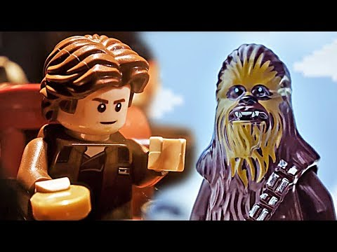 Star Wars: Solo | Official Lego Trailer