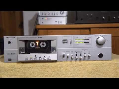 Telefunken RC 200, Tapedeck