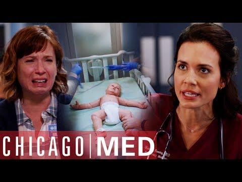 Anti-Vax Exposure Almost Kills Baby  | Chicago Med