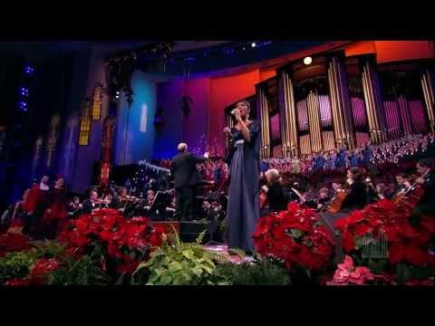 Angels, from the Realms of Glory – Natalie Cole and the Mormon Tabernacle Choir