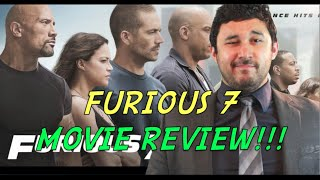 Nonton FURIOUS 7 MOVIE REVIEW!!! Film Subtitle Indonesia Streaming Movie Download