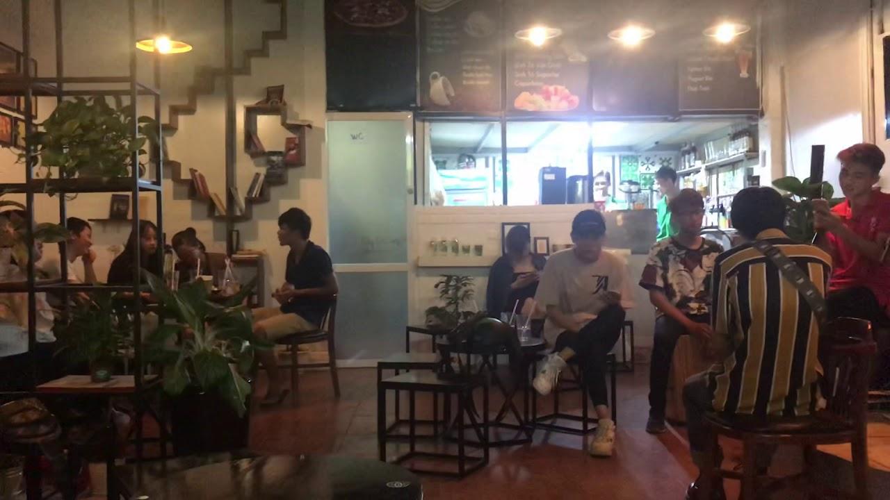 Hongkong 1 Guitar Acoustic ngẫu hứng tại isaac Trà chanh phố 42 Kiều Mai Hà Nội