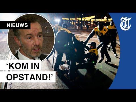 Van Haga begrijpt lawaaiprotest: 'Ze gaan kapot!'