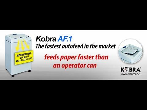 Kobra AF.1 Autofeed