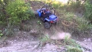 7. Ace 570 creek bed hill climb