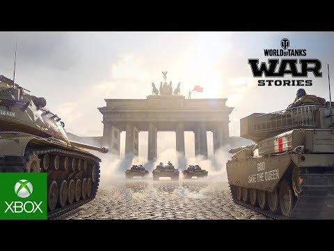 World of Tanks: Welcome to War Stories (видео)