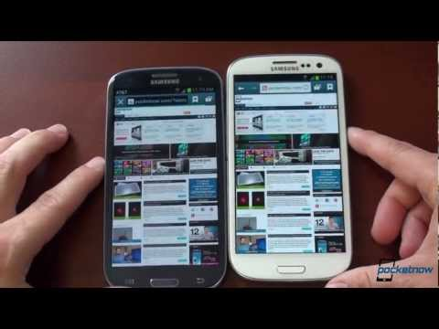 jelly bean - The official over-the-air update of Jelly Bean for the Galaxy S III is coming very soon to all existing Galaxy S III owners. Here is an early look at the off...