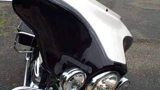 2. 2009 Harley-Davidson FLHTP Police Electra Glide