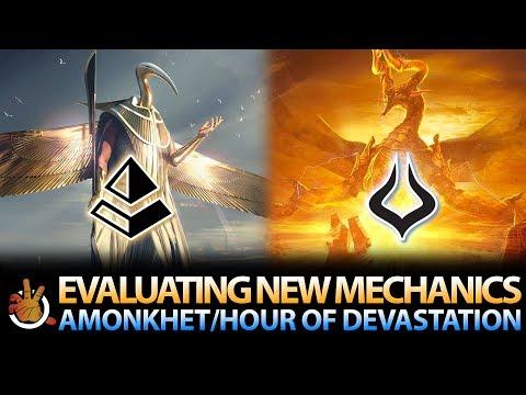 Evaluating New Mechanics: Amonkhet / Hour of Devastation | Th