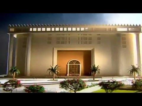 TEMPLO DO ANTICRISTO NO BRASIL - מקדש שלמה ברזיל