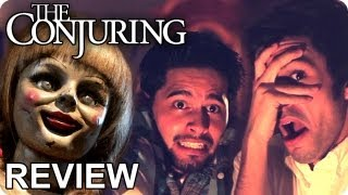 Nonton The Conjuring   Movie Review Film Subtitle Indonesia Streaming Movie Download