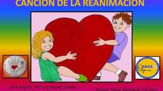 RCP DESDE MI COLE:  CANCIÓN DE LA REANIMACIÓN (presentación con fotos)
