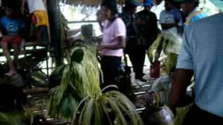 Aborlan Philippines  City pictures : Kabaraan of the Tagbanua Tribe, Aborlan Palawan Philippines