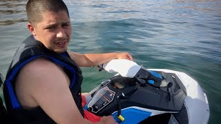 10. Buying my first Jetski l Seadoo Spark