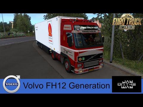 Volvo FH1 Generation v12.0 1.38