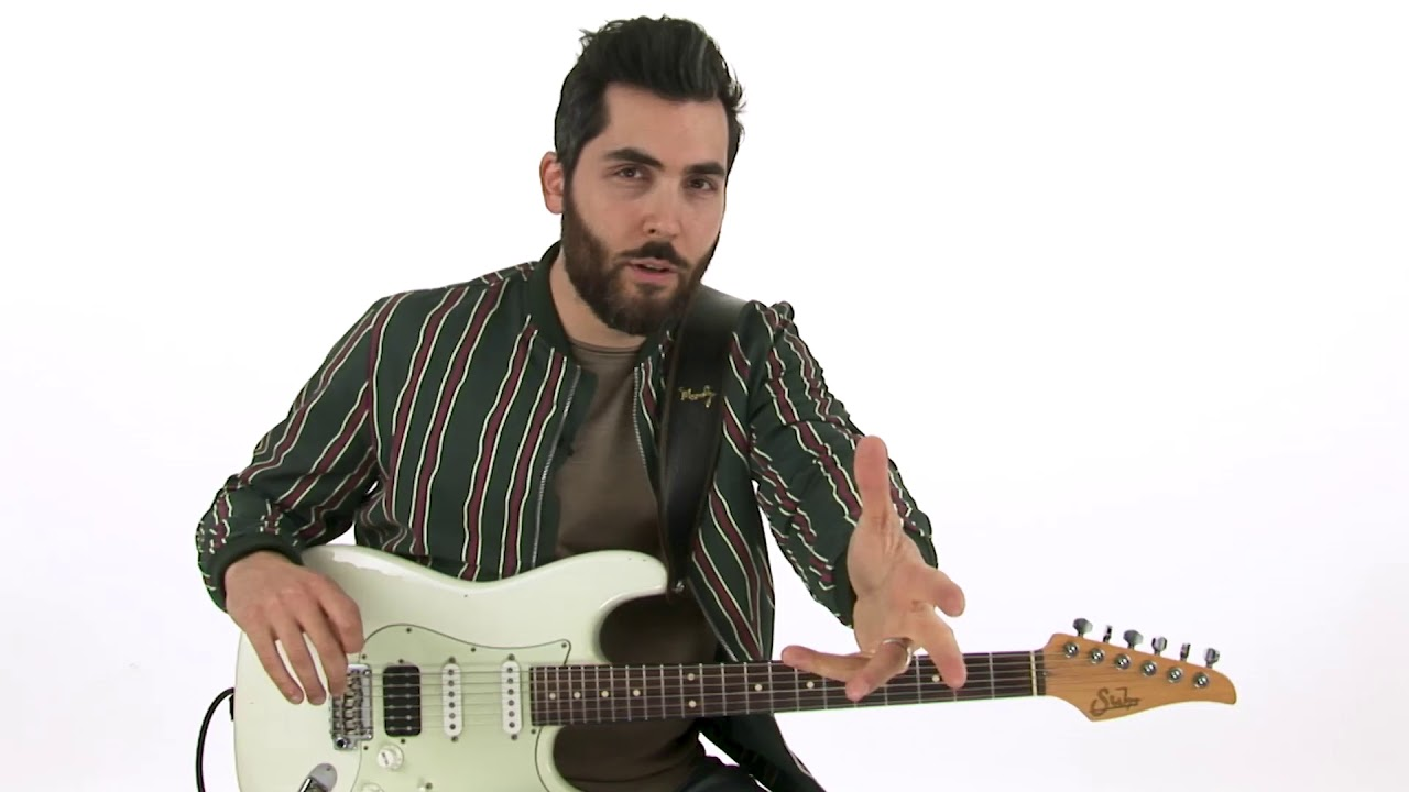 🎸Ariel Posen Guitar Lesson – Boogaloo: Breakdown – The Electric Storyteller