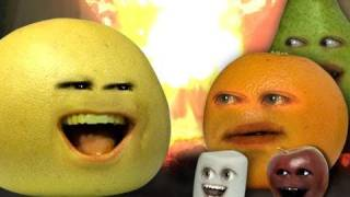 Annoying Orange - Best Fiends Forever