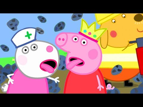 Peppa Pig Official Channel 🔴 Peppa Pig's Best Friend Suzy Sheep Goes Away