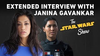 In this extended Star Wars Show interview with Janina Gavankar, a.k.a. Iden Versio in Star Wars Battlefront II, the actress discusses getting the role, exploring the characters, loving video games, and much more.Watch more of The Star Wars Show at https://www.youtube.com/playlist?list=PL148kCvXk8pBjG-JOhlIU6rWzLyA2O2anVisit Star Wars at http://www.starwars.comSubscribe to Star Wars on YouTube at http://www.youtube.com/starwarsLike Star Wars on Facebook at http://www.facebook.com/starwarsFollow Star Wars on Twitter at http://www.twitter.com/starwarsFollow Star Wars on Instagram at http://www.instagram.com/starwarsFollow Star Wars on Tumblr at http://starwars.tumblr.com/