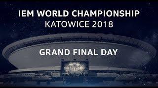 LIVE: FaZe vs. Fnatic - Grand Final - IEM World Championship Katowice 2018