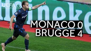 Download Video MONACO 0-4 BRUGGE #UCL HIGHLIGHTS MP3 3GP MP4