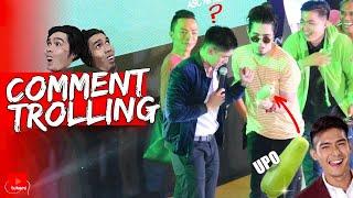 "Video ""Pranking Robi Domingo"" | 500K Comment Trolling Special MP3, 3GP, MP4, WEBM, AVI, FLV Oktober 2018"