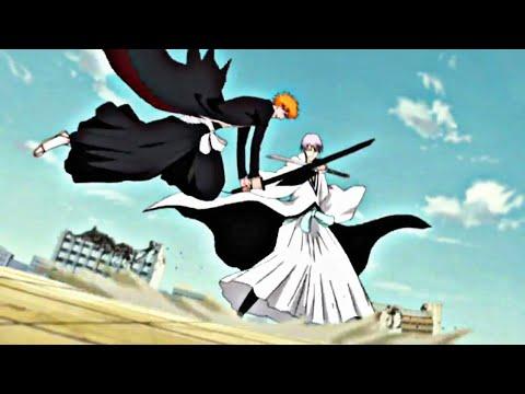 Ichigo vs Gin - Bleach - Full Fight