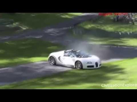 Supercar Crash compilation #2