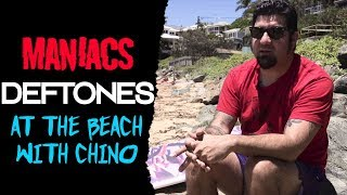While he was in Australia, we took Deftones frontman Chino Moreno to the beach to have a chat about surfing and music!Listen to Chino's Surfrider playlist here: https://MANIACS.lnk.to/ChinoAtTheBeach