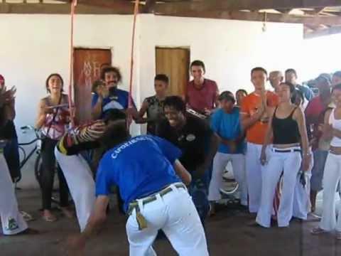 Capoeirarte - Sigefredo Pacheco 2008 aniversário mandíbula