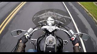 8. C90 Boulevard Suzuki GoPro Ride View
