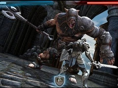 preview-Infinity Blade Video Review (IGN)